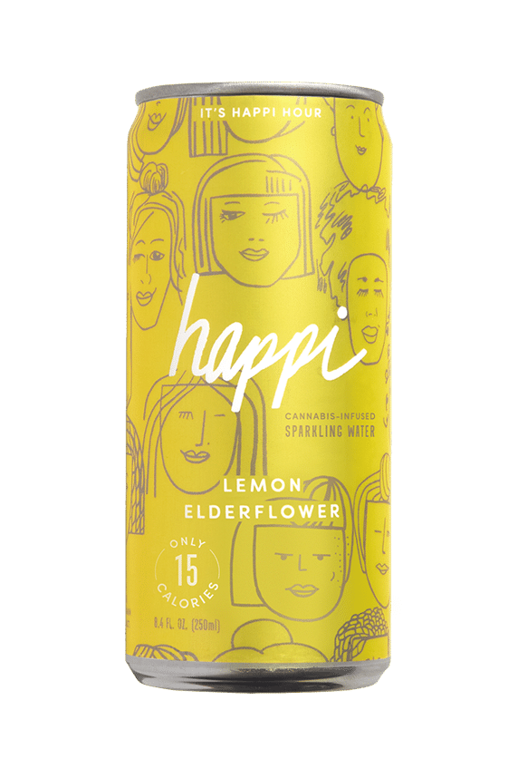 Lemon Elderflower